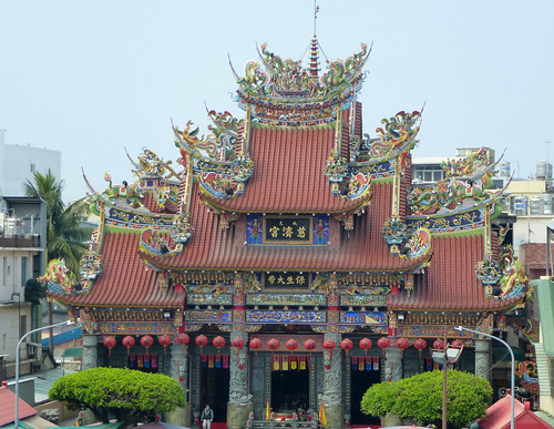 Ta-Kaohsiung-Lotus Pond-Temple Ciji (1)