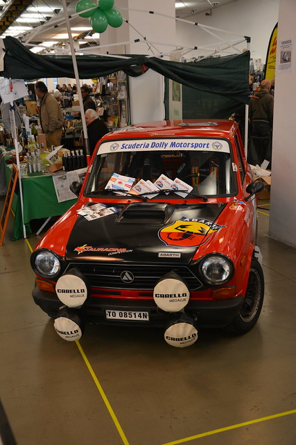 AutoMotoRetro Torino 2015