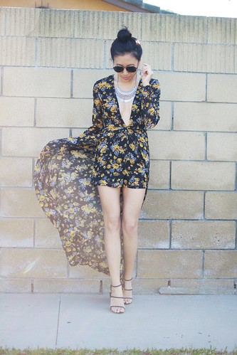 missguided,forever 21,f21xme,dark floral dress,lulus,lucky magazine contributor,fashion blogger,lovefashionlivelife,joann doan,gypsy necklace,style blogger,stylist,what i wore,my style,fashion diaries,outfit,street style,zerouv