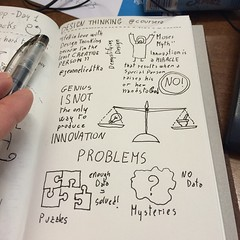 Design Thinking course notes on #Midori #todaysdoodle