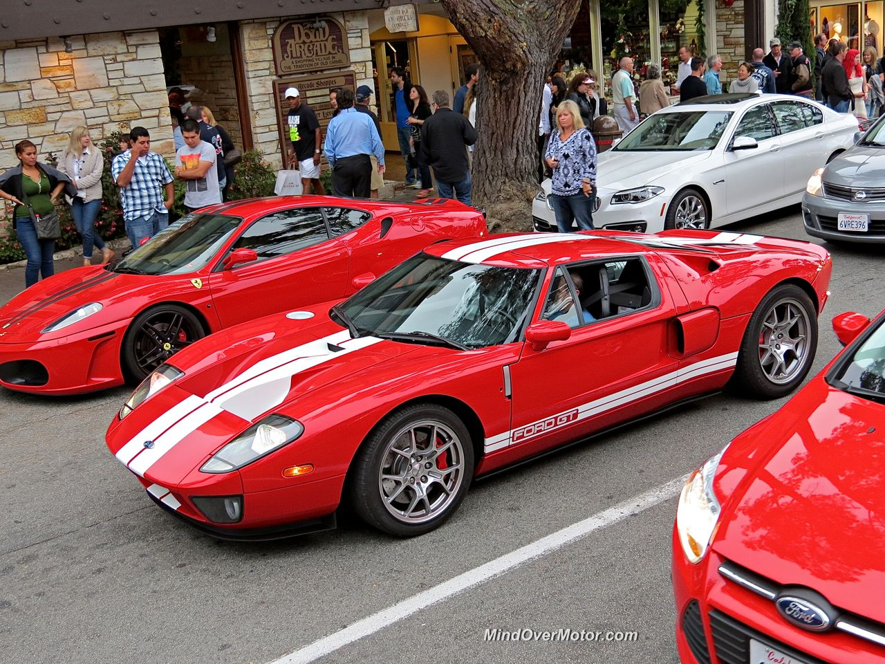 Ford GT in Carmel California