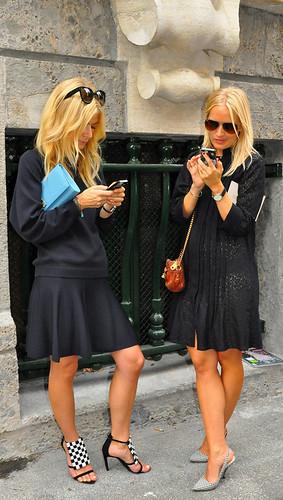 Milan Fashion Week spring/summer 2015 street style