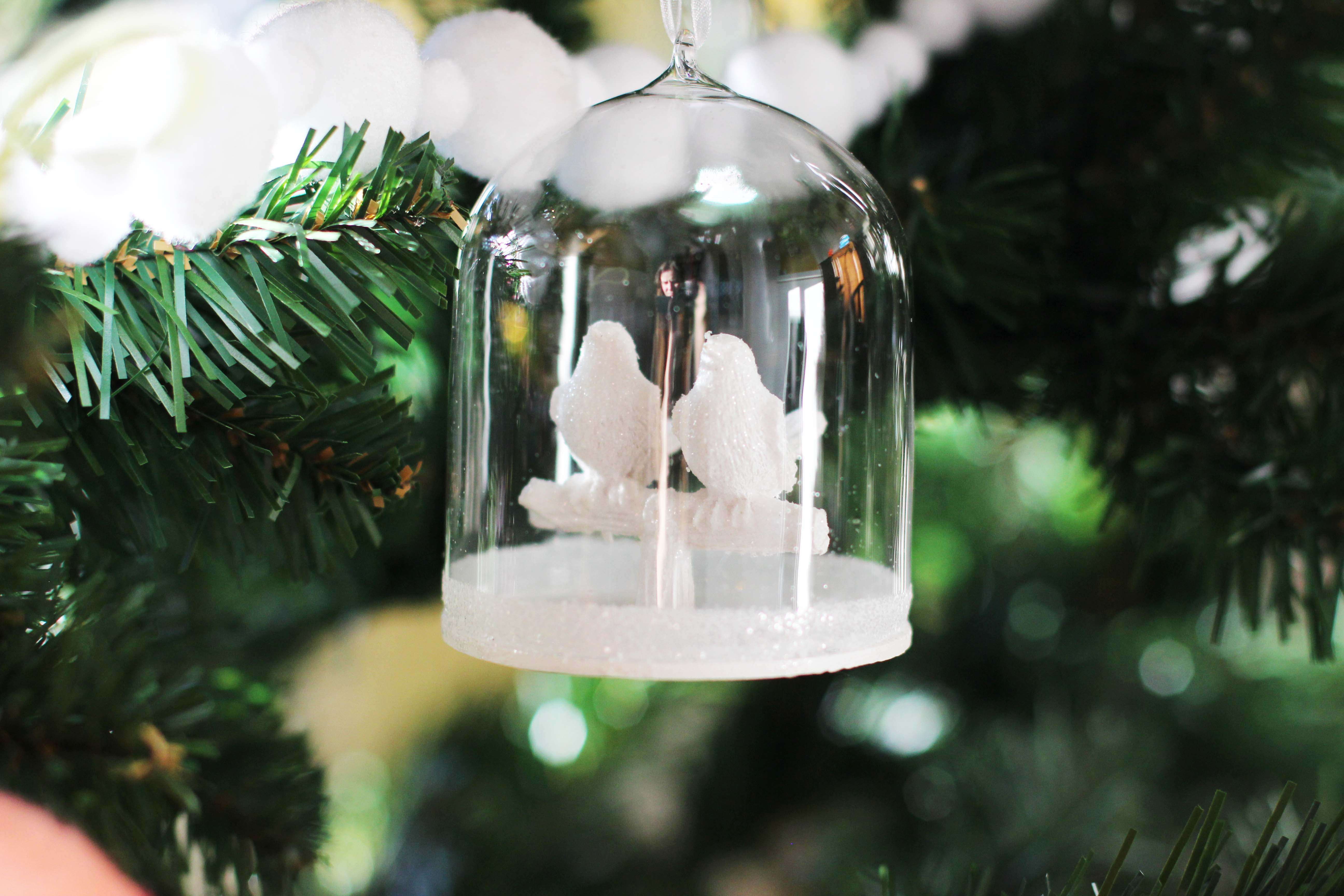 Kerstboom versieren kitsch alarm for Mini kerstboom action