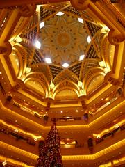 Emirates Palace Hotel - Ceiling