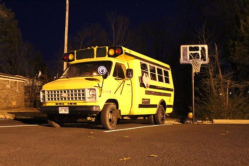 arkansas schoolbus pocahontas