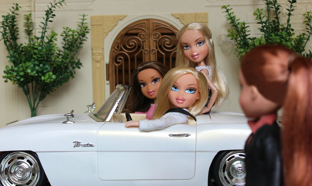Get In Loser Were Going Shopping This Is A Really Old P Flickr