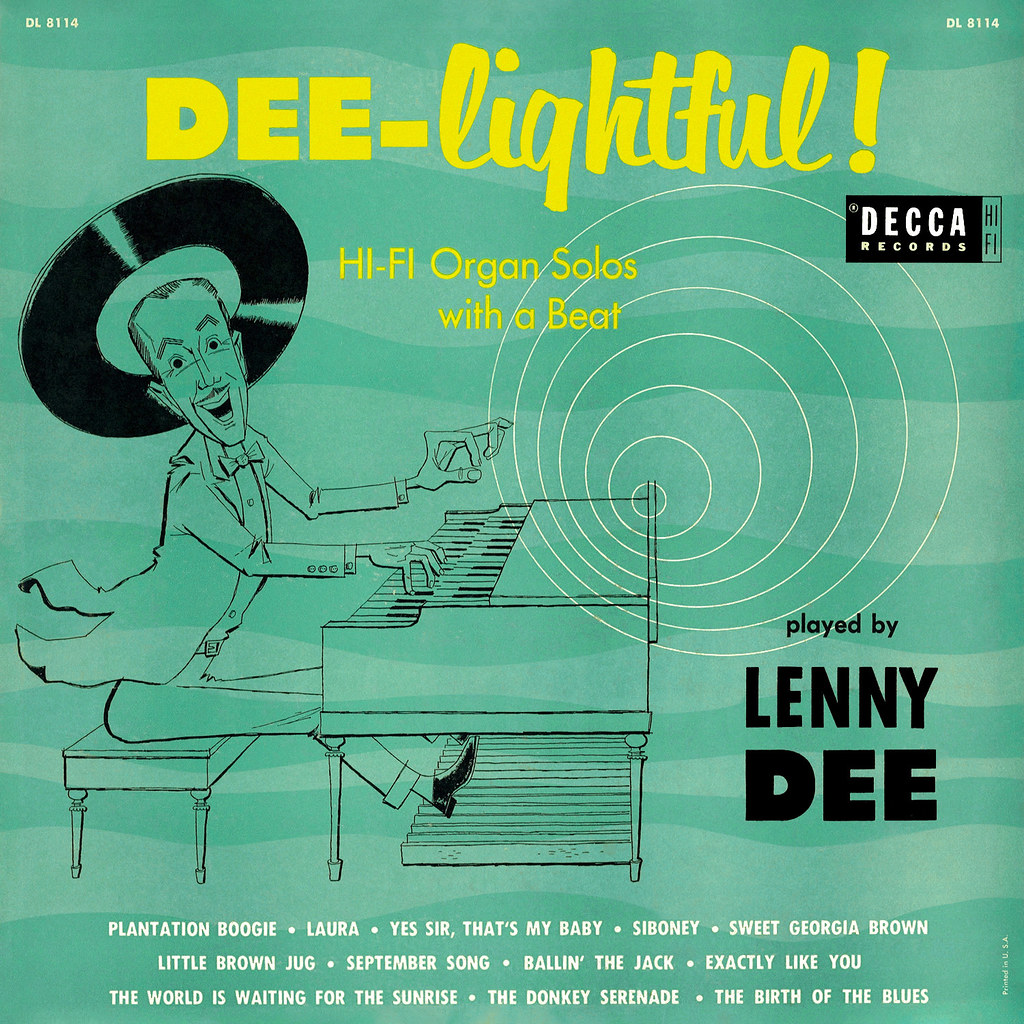 Lenny Dee - Dee-Lightful