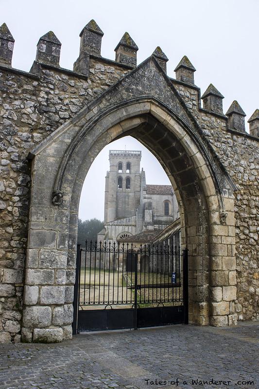 BURGOS - Monasterio de Santa María la Real de Las Huelgas