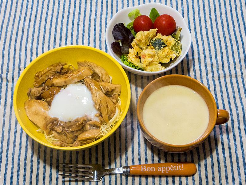 2014年12月25日の晩ご飯