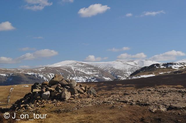 Walla Crag Cairn  GJC_011307