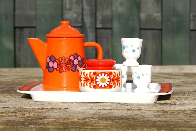 FTF - vintage pottery