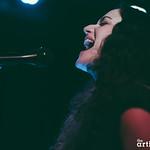 Arlene Deradoorian photographed by Chad Kamenshine