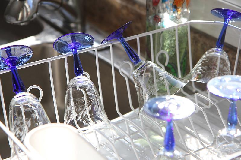 blue stems