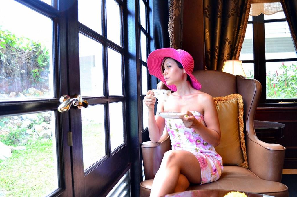 afternoon tea - Majestic HOtel KL - -001