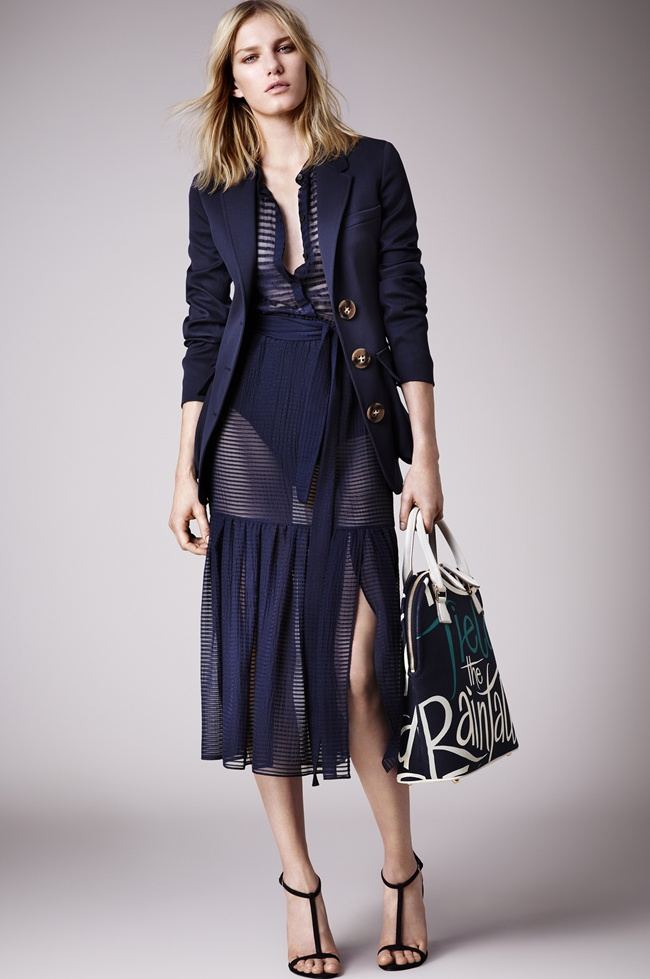 1 Burberry Prorsum Womenswear Spring_Summer 2015 Pre-Collection