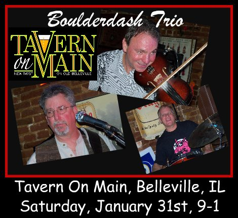 Boulderdash Trio 1-31-15