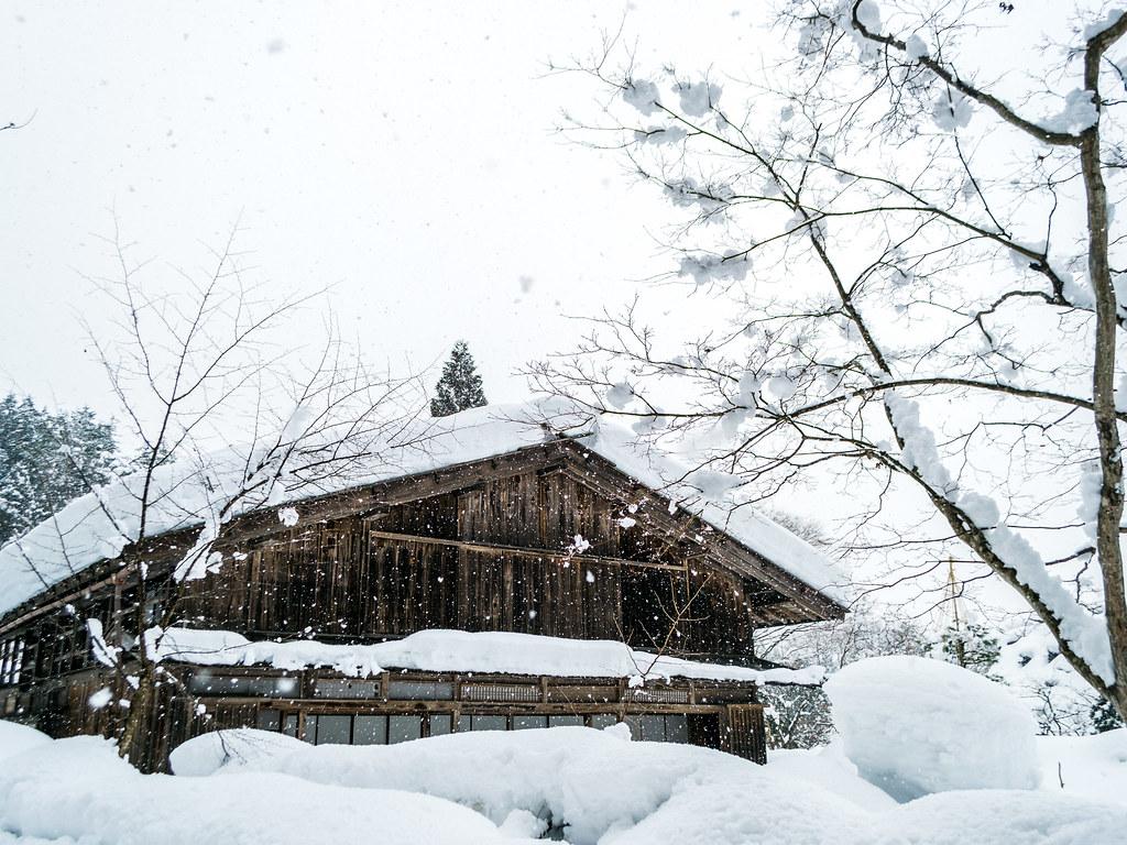 Maeda's House Hida Folk Village