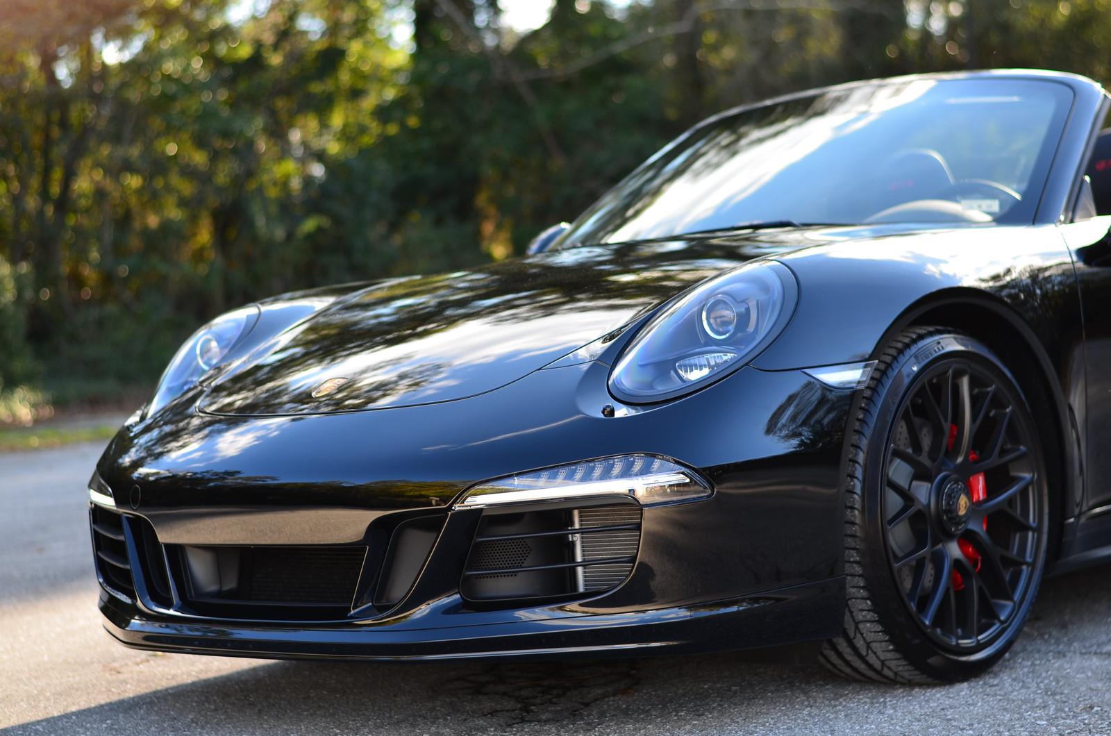 Dh Auto Sales >> 2015 911 GTS Cab, new, PDK, Porsche dealer in FL, deviated ...
