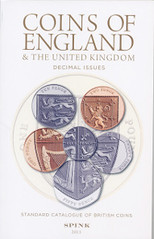Coins of England 50th ed Decimal