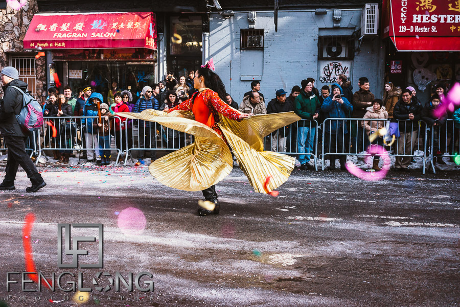 Chinatown Chinese New Year Parade 2015 | New York City