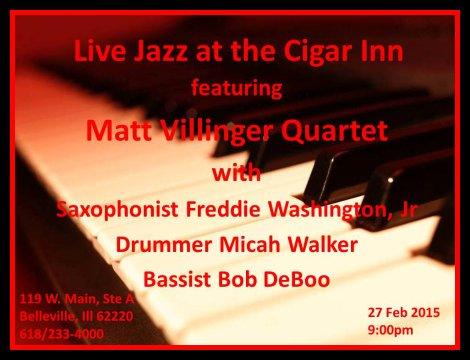 Cigar Inn 2-27-15