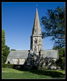 CHURCH OF ST. BARNABAS. RANMORE COMMON. 6