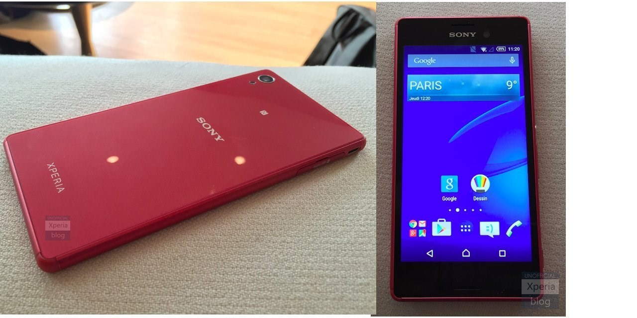Xperia M4 Aqua si Xperia Z4 Tablet