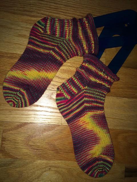 In season socks