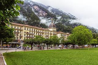 INTERLAKEN GRAND HOTEL VICTORIA JUNGFRAU