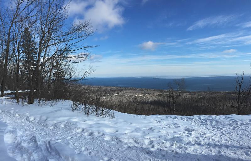 Oberg Mountain Loop - SHT