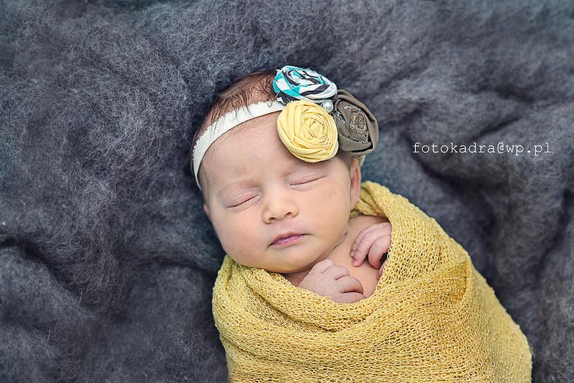 zdjęcia noworodkowe w Grudziądz, Kwidzynie-HANIA