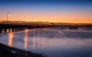St Kilda Pier 2 Signed