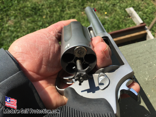 Taurus Judge Malfunction