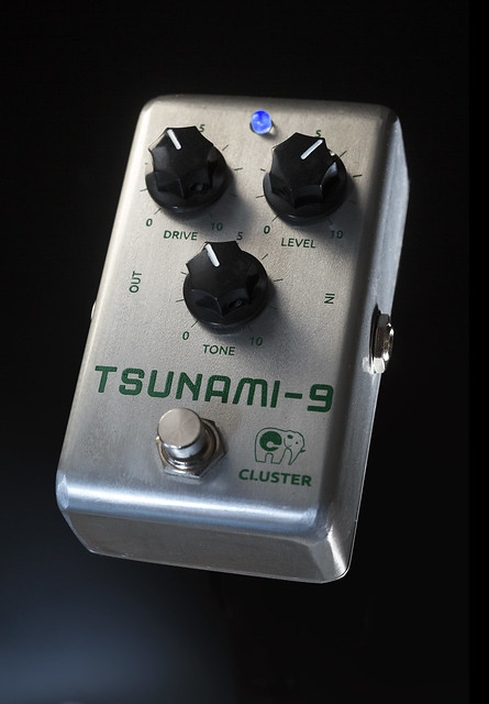 Photo:Tsunami-9 Overdrive By Efectos Cluster