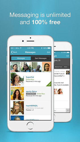 Online dating apps for iphone