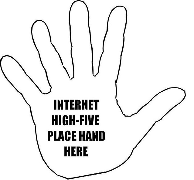virtual-high-five