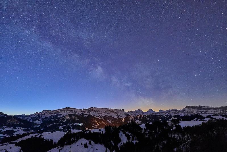 Stars over the Emmental - Rämisgummen