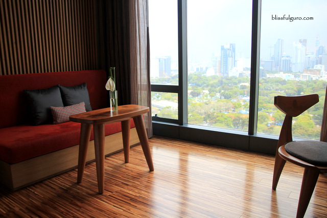 Sofitel So Bangkok Wood Room