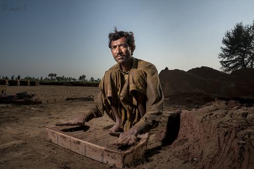 The Brick Kiln Workers - III