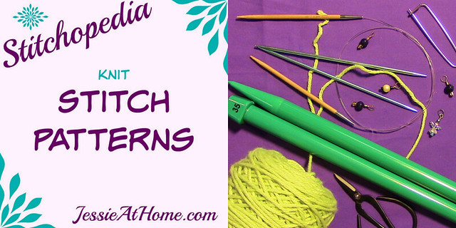Stitchopedia Knit Stitch Patterns