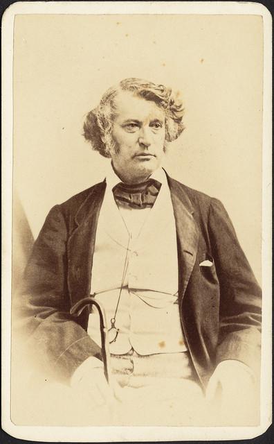 Charles Sumner [front]