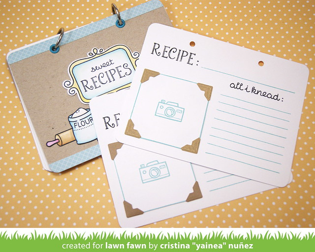 Sweet recipes book