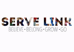 Serve Link is a designated time for you to explore your gifts and talents, then commit to put them to use in a practical way for the benefit of others and the Kingdom of God. We will be carving out a portion of our regularly scheduled worship service on A