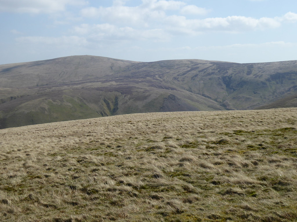 Knott from Great Lingy Fell