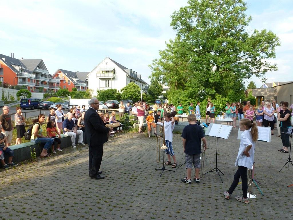 Konzert des Gruppenspiels 2013