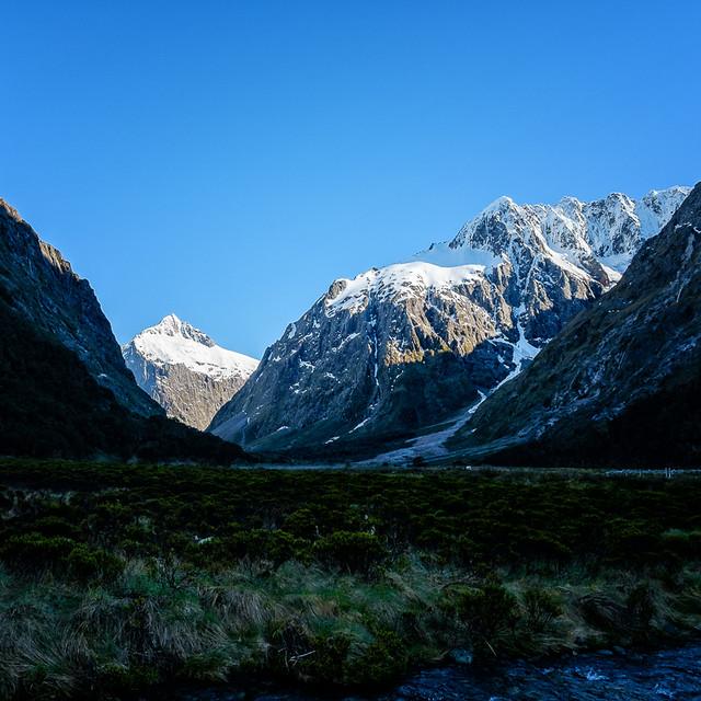 Milford Road - New Zealand