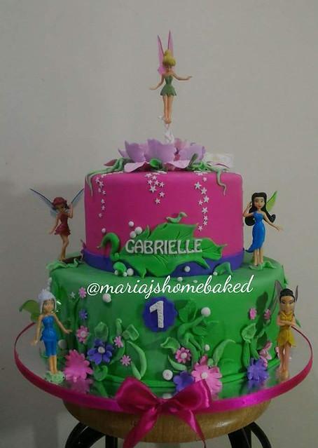Cake by Nhet Isidro of Maria J's