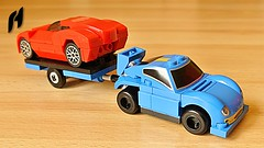 Lego Car Transporter (MOC)