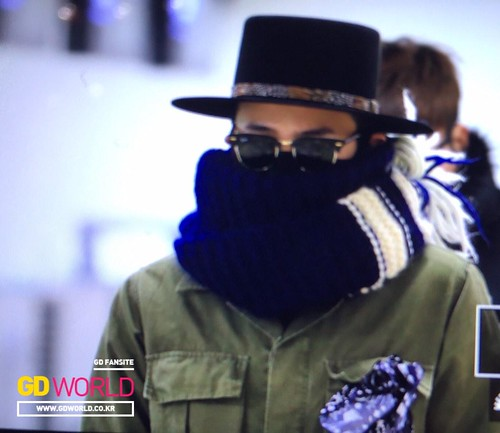 Big Bang - Gimpo Airport - 27feb2015 - G-Dragon - Always GD - 01