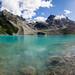 Joffre Lakes by Jason Pineau